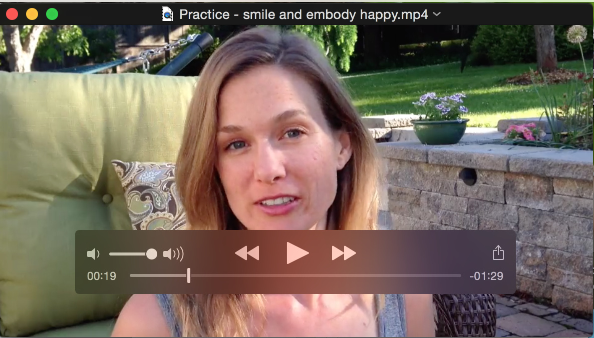 The Simple Fix for Why You're Not Happy